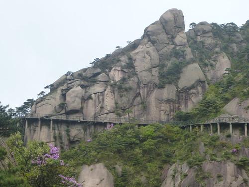 Jiangxi-Sanqing Shan- 2 sentier de l'ouest (52)