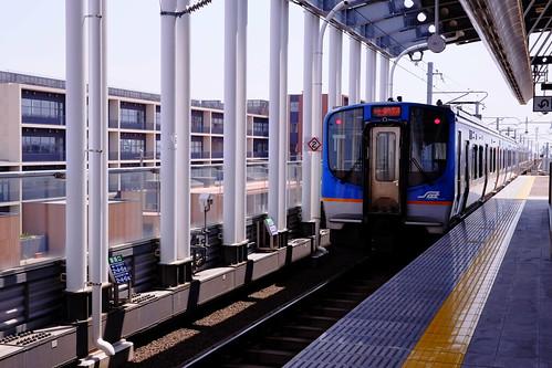 Mitazono Station 02