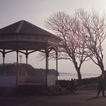 Retina Reflex IV - Bandstand, Clevedon