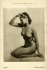 """Lorelei"" Rosalind Maingot 1937"