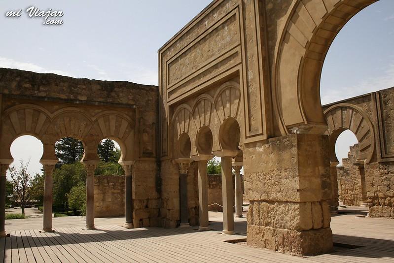 Medina Azahara en Córdoba España