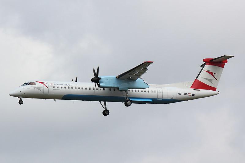 Austrian Airlines - DH8D - OE-LGC (1)