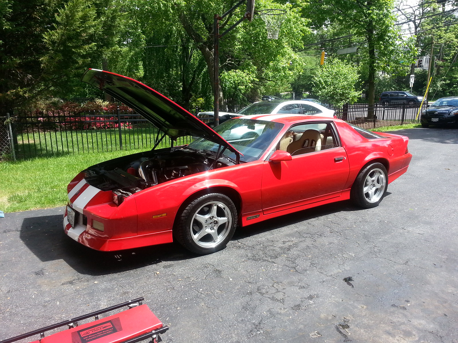 Maryland 1989 Iroc 408 T56 12 Bolt Third Generation F