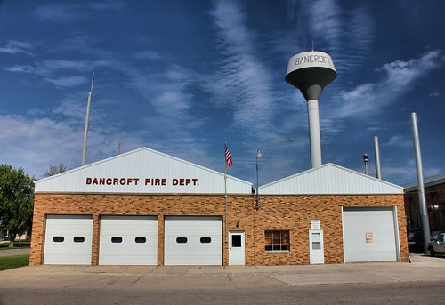 iowa firestation bancroftia