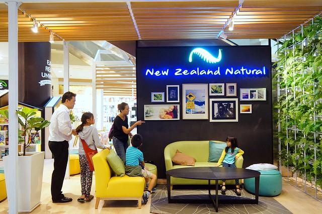 Waffles, ice cream, affrogato New Zealand Natural, The Curve-007