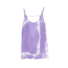 Mini Slip Dress – Lilac Tie-Dye