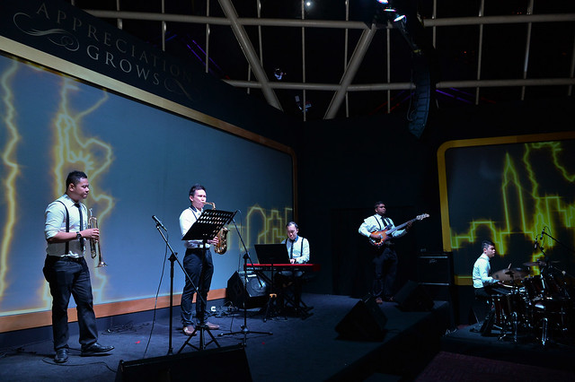 03-Jazz Quintet Performance