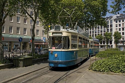 Die Fotosonderfahrt wird mit dem M-Zug 2412+3407 durchgeführt