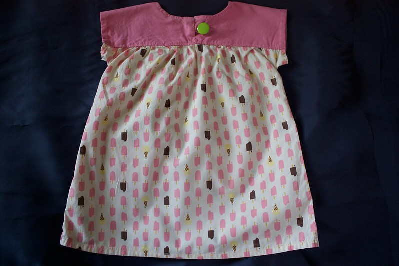 Ice Cream Social Dress