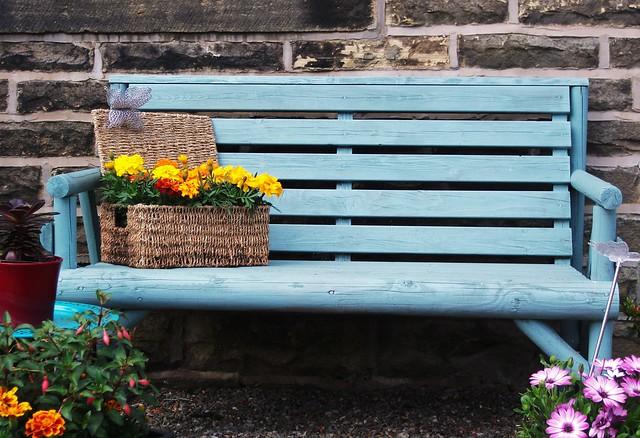 Happy bench Monday !! Explore  #12, Fujifilm FinePix AV110