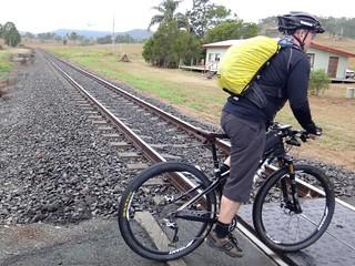 Qld NSW Interstate Railway
