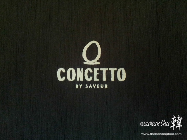 Concetto By Saveur