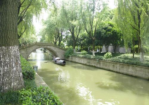 Zhejiang-Shaoxing-Ville-Canaux-Place (21)