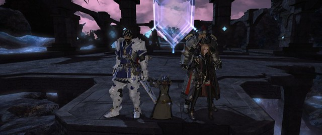 Final Fantasy XIV: A Realm Reborn — Neal and Friends