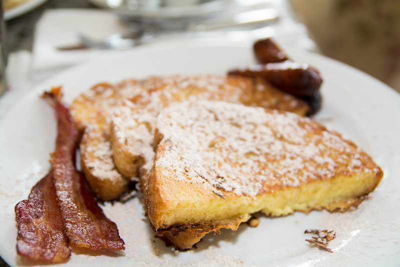 Vanilla-Laced French Toast