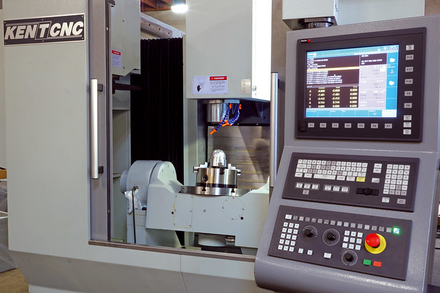 FAGOR CNC 8065 from Flickr via Wylio