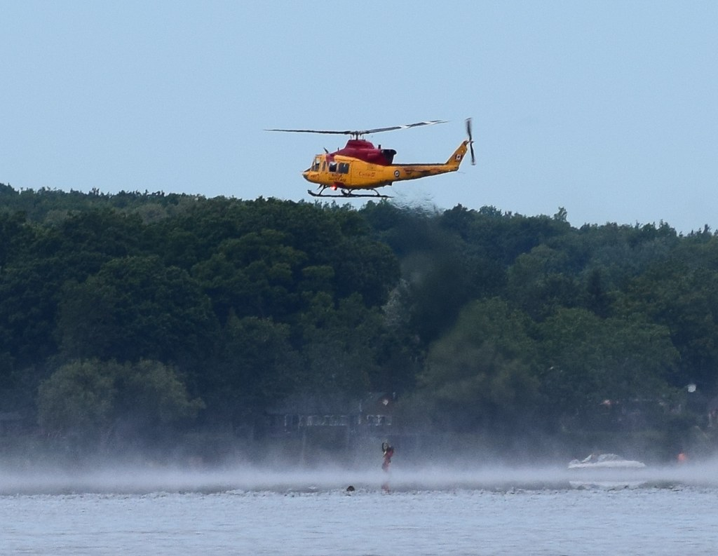 Search and Rescue Exercise June 15 Rice Lake