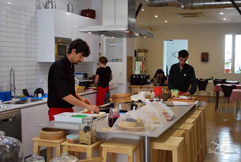 Un atelier gastronómico: KÖK Tu cocina