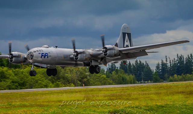 "B-29 Superfortress ""FiFi"""