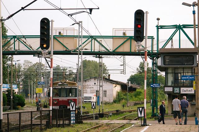 Estación de Oświęcim