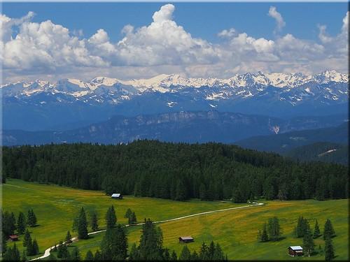 alps view himmel berge alpen blick südtirol southtyrol sicht fernsicht
