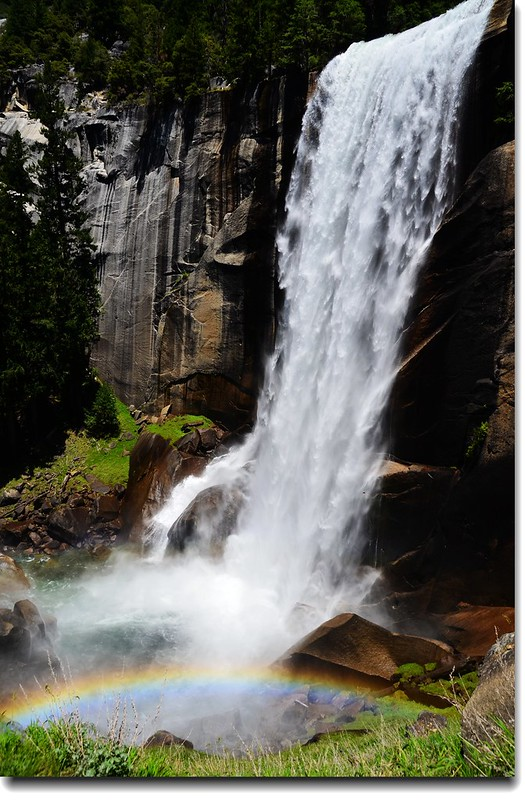 Vernal Falls, Yosemite National Park 3