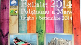 estate polignanese 2014 grafica