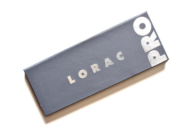 LORAC Pro Palette 2 outside