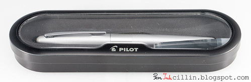 Pilot Metropolitan internal box