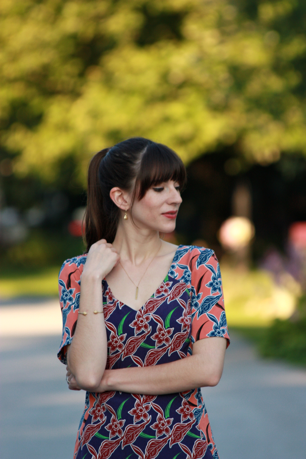 Topshop, Floral Dress, Nordstrom Giveaway