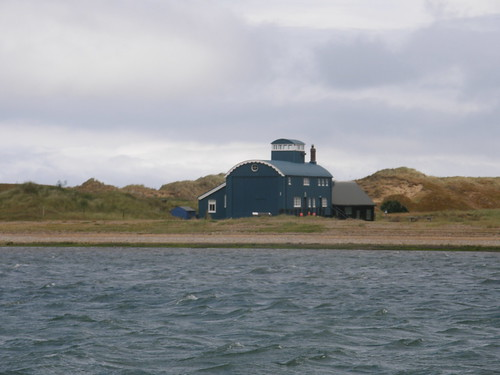 The old lifeboat station Blakeney Point