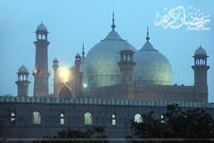 Ramadan Kareem - Badshahi Masjid, Lahore
