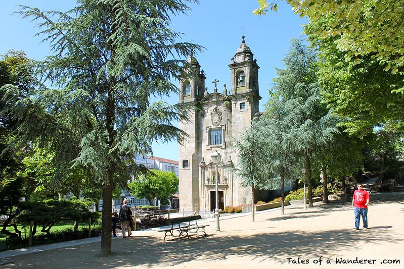 SANTIAGO DE COMPOSTELA - Igrexa do Pilar
