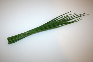 03 - Zutat Schnittlauch / Ingredient chives
