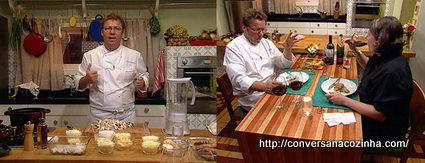 Cozinha na TV – Menu Confiança