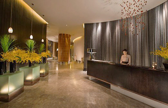 The Spa at Crown Towers Macau