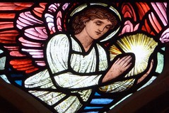 Pre-Raphaelites (William Morris and Friends) - Stained Glass