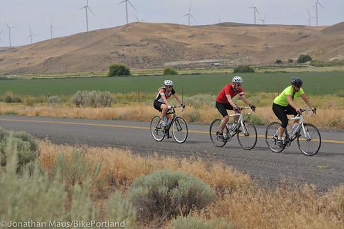 Treo Bike Ranch trip day 3 - Hardman to Columbia River-34