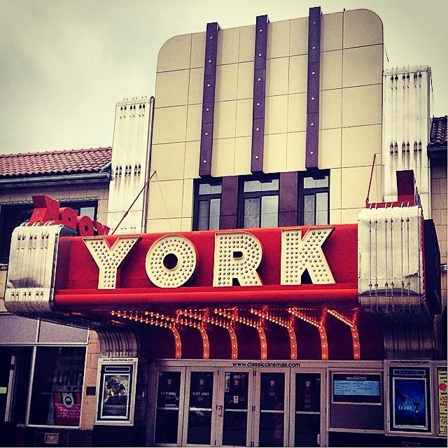 #york #elmhurst