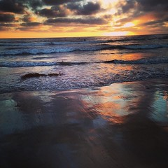 #GodsCreation #PerfectSunset #SanDiego #WorkOfArt