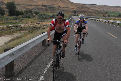 Treo Bike Ranch trip day 3 - Hardman to Columbia River-36