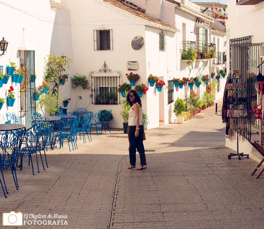 Paseo en Mijas