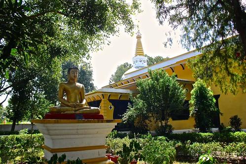 Lumbini, Buddha's birthplace