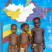 Hamer kids in Turmi school, Ethiopia