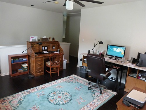 office rolltop desk