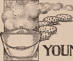 """Image from page 575 of """"The Boston Cooking School magazine of culinary science and domestic economics"""" (1896)"""
