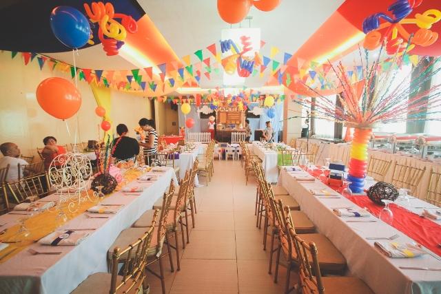 Martins Philippine Fiesta Themed Party 1st Birthday
