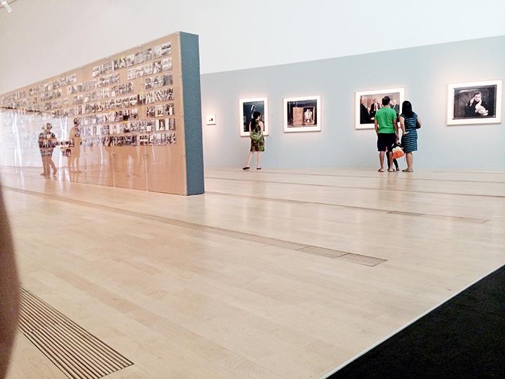 annie leibovitz exhibition 1