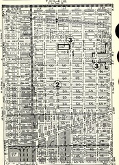 """Image from page 244 of """"Olcott's land values blue book of Chicago"""" (1921)"""