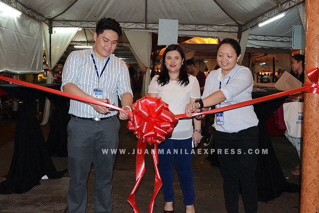 RIBBON-CUTTING. EATS @ SM FAIRVIEW opened last July 31, 2014.